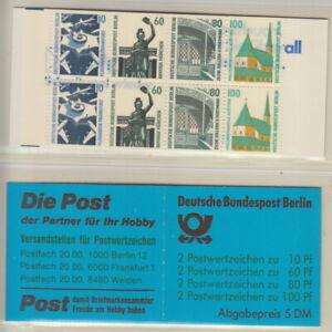 BERLIN-Mi-MH-15-oZ-034-Die-Post-034-postfrisch-ansehen-MW-60-JKE-145-2