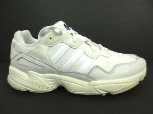 a9e591e0a Men s ADIDAS Yung 96 Triple White F97176 Sneaker Shoes Size US 9
