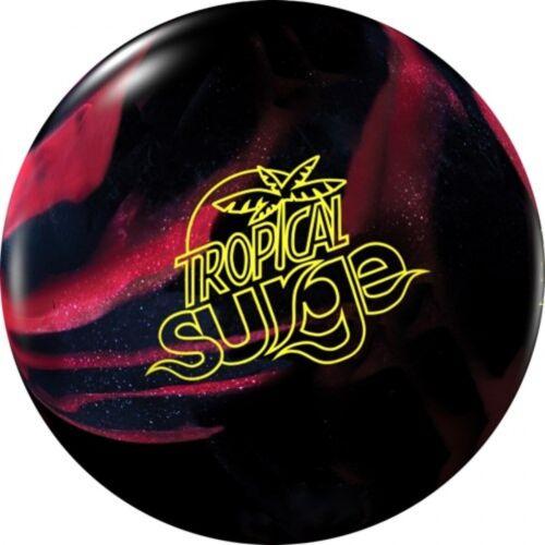 Reactivo Bowling Ball Negro//Cereza Storm Tropical Sobrecarga Hybrid