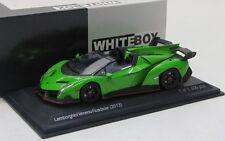 Lamborghini Veneno Roadster ( 2013 ) grün / Whitebox 1:43