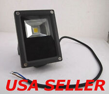 Lot of 4 -  110V AC 10W  Warm White LED Wall Pack Washlight Flood Light
