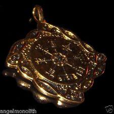 Machtvolles Nordisches Runen Sigill Amulett Sieg Schutz Magie Kraft Stärke