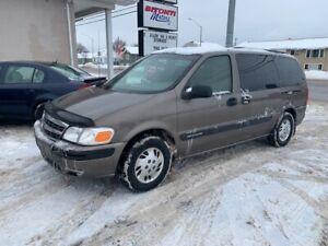 2002 Chevrolet Venture Minivan, Van