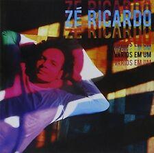 Zé Ricardo - Varios Em Um [New CD]