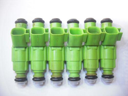 6 Flow Matched Refurbished Fuel Injectors # 0280156007 Set of Six