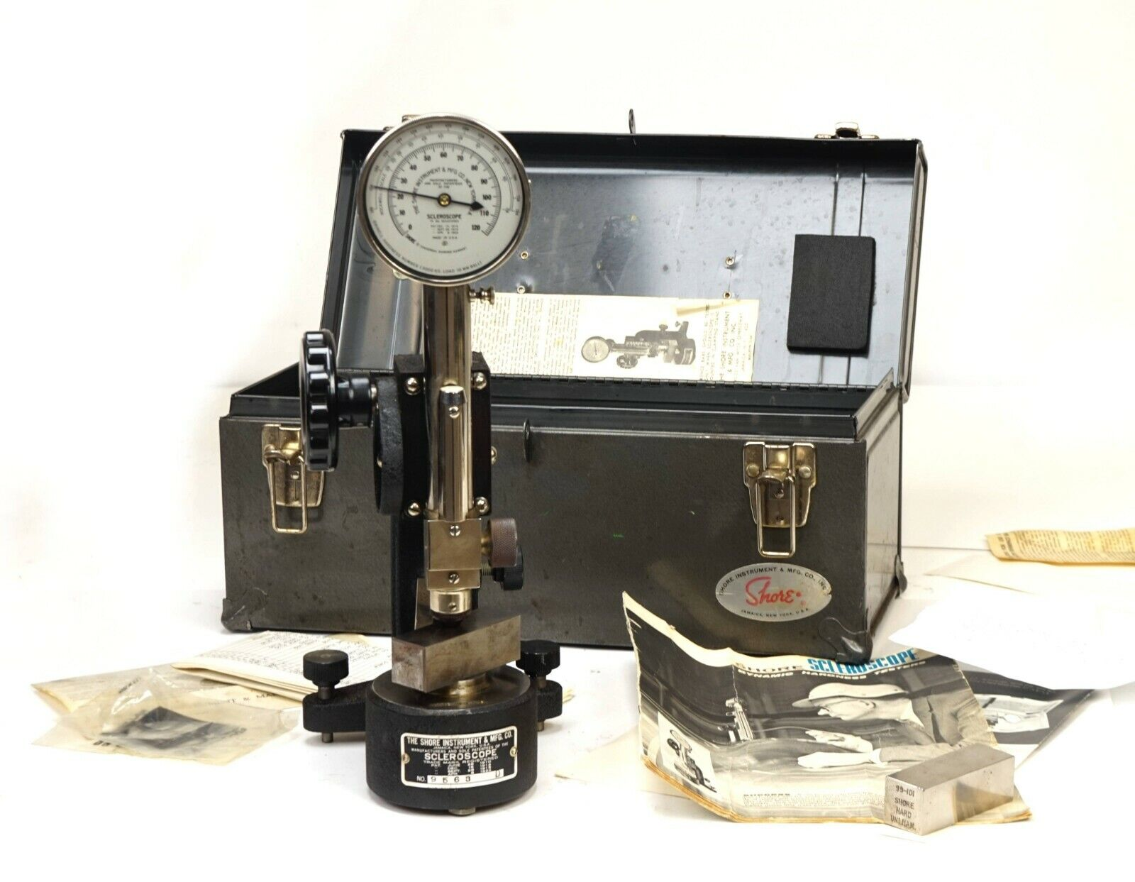 Shore D Scleroscope