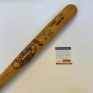 Darren-Daulton-Signed-Game-Used-Louisville-Slugger-Baseball-Bat-PSA-DNA-COA