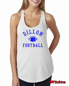 NBC Friday Night Lights Dillon Panthers Juniors Babydoll TV T-Shirt Tee