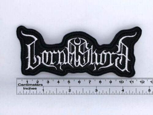 "4,72/""x1,97/"" Lorna Shore band patch 12cm x 5cm"