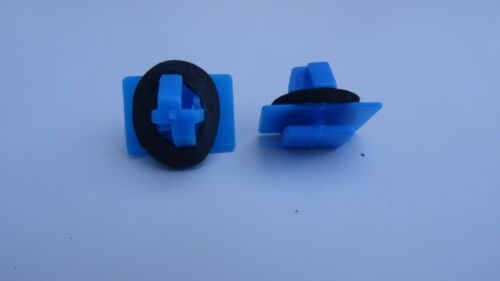 FORD SIDE DOOR SILL COVER MOULDING TRIM CLIPS