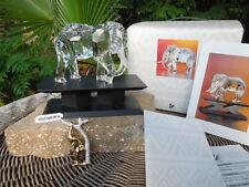 SWAROVSKI ELEPHANT ANNUAL ED.1993 INSPIRATION AFRICA / SIGNED BY ARTIST