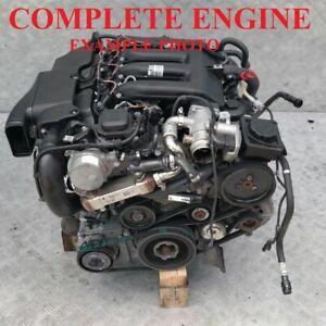 BMW-5-SERIES-E60-E61-M47N2-520d-163HP-Bare-Engine-204D4-with-100k-miles-WARRANTY