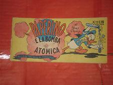 ALBI TASCABILI di TOPOLINO-STRISCIA N° 72-a-prima 1° SERIE originale del 1950-