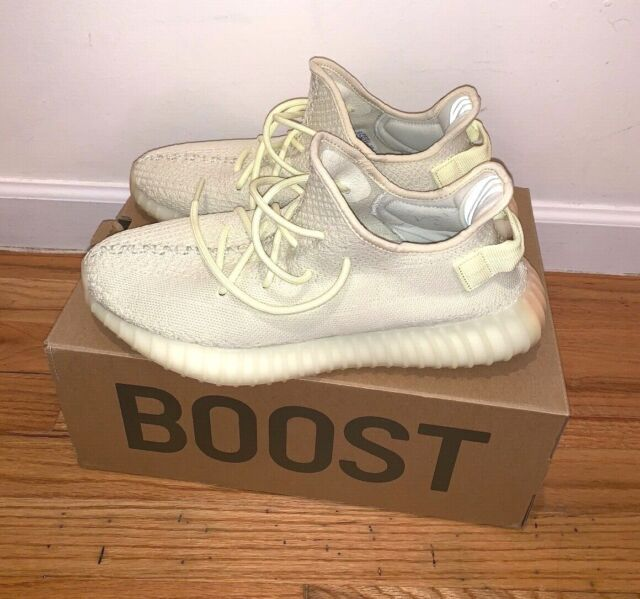 100% top quality cheap sale shades of adidas Yeezy Boost 350 V2 Butter Size 12 on Hand