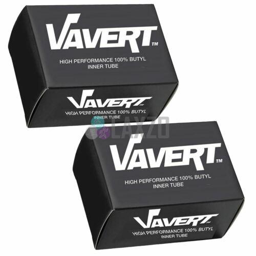 27.5 X 1.75-2.125 6 x Vavert Road Racing Hybride Vélo Schrader 40 mm Inner tubes