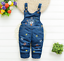 26-style-Kids-Baby-Boys-Girls-Overalls-Denim-Pants-Cartoon-Jeans-Casual-Jumpers thumbnail 34
