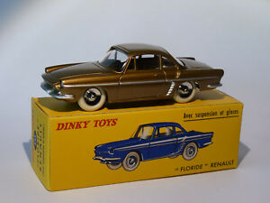Renault-Floride-ref-543-au-1-43-de-dinky-toys-atlas-DeAgostini