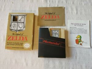 The-Legend-Of-Zelda-Complete-CIB-With-Map-Manual-Box-and-Slipcase