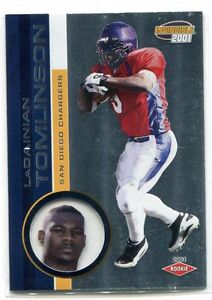 2001-Pacific-Invincible-Ladainian-Tomlinson-Rookie-290-scratched-surface