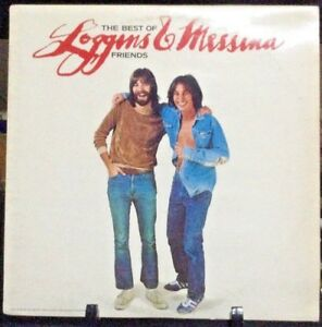 LOGGINS-amp-MESSINA-The-Best-of-Friends-Album-Released-1976-Vinyl-Record-USA