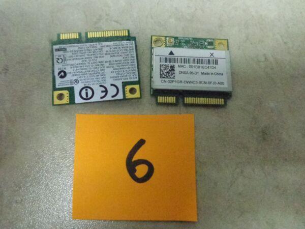 02p1gr Dnxa-95-d1 Genuine Dell Wireless Card Inspiron M5030 Series