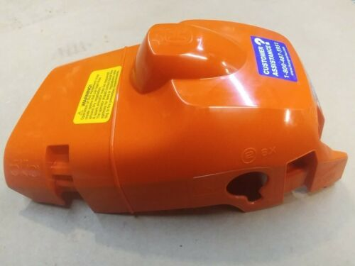 HUSQVARNA 440E chainsaw engine top cover OEM