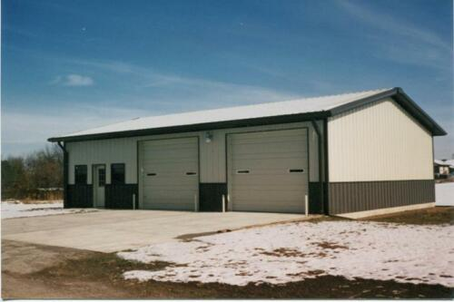 Steel Building 40x60x12 SIMPSON ALL GALVALUME PRICE REDUCED TEMPORARILY!
