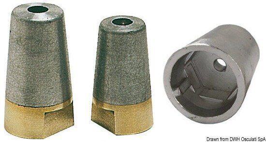 Nuss+Anode Stamm Osculati 60 mm Marke Osculati Stamm 43.251.07 2f040e