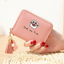 Women-039-s-Short-Small-Wallet-Lady-Leather-zipper-Coin-Card-Holder-Money-Purse thumbnail 8