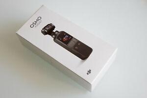 DJI Osmo Pocket Handheld Gimbal Kamera