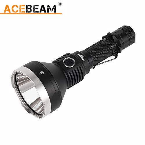 New AceBeam T27 Cree XHP35 HI 2500Lumens 6000K LED Tactical Flashlight ( 21700 )
