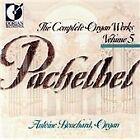 Johann Pachelbel - Pachelbel COMPLETE ORGAN WORKS Vol. 5 (2000)