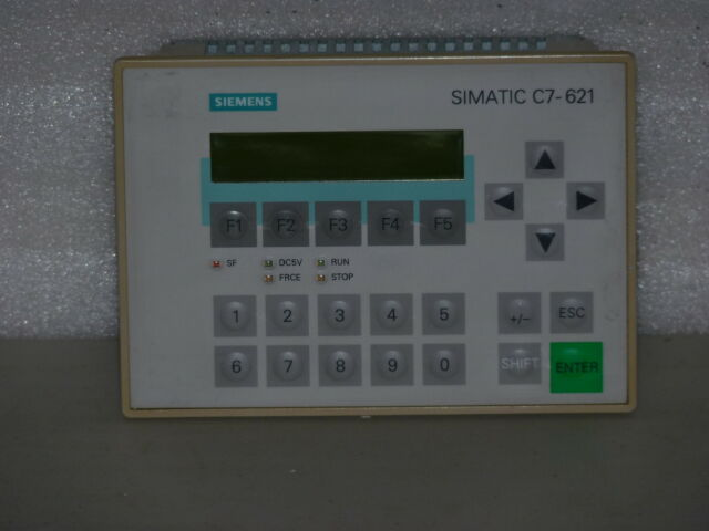 Siemens simatic c7-621 6es7621-1ad01-0ae3 6ES7 621-1ad01-0ae3 6es76211ad010ae3