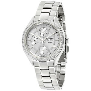 Citizen-POV-Silver-Dial-Stainless-Steel-Ladies-Watch-FD1060-55A