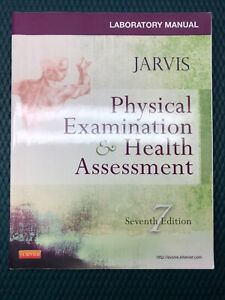 Details about Laboratory Manual Physical Examination and Health Assessment  Jarvis 7th Edition