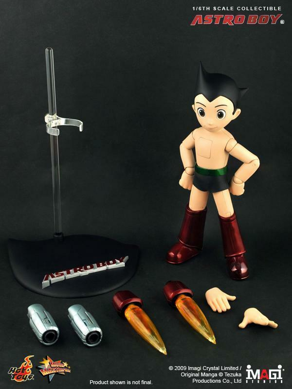 Hot Toys 1 6 Astro Boy MMS109