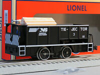 Lionel Ns Command Control Tie-jector Train Rail Ties Cab Controlled 6-81447