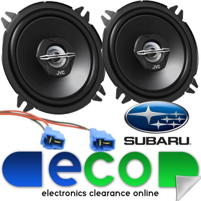 """BMW 3 Series E46 Saloon JVC 13cm 5.25/"""" 500 Watts 2 Way Front Door Car Speakers"""