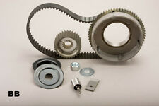 BDL 11MM Belt Drive 1965-1984 Harley-Davidson Shovelhead 4 Speed Electric Start