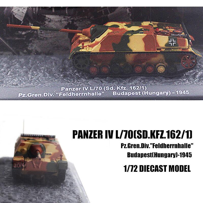 Panzer IV L 70(Sd.Kfz.162 1) Pz.Gren.Div. Feldherrnhalle Hungary1 72 TANK IXO