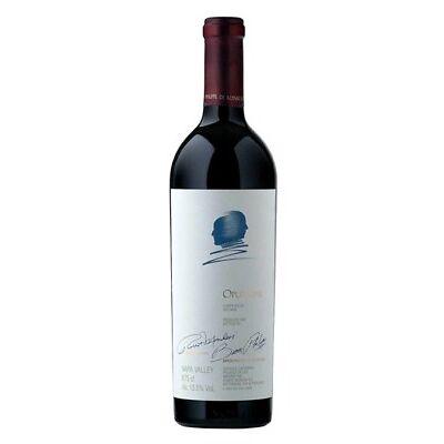 Opus One 2010 Legendary Napa Valley Bordeaux Blend 97 Points *LOT OF 1 BOTTLE*