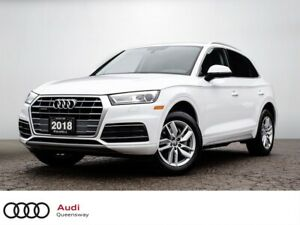 2018 Audi Q5 Komfort No Accidents Navigation Backup Camera