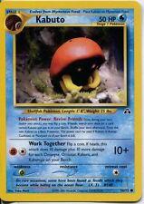 Pokemon Neo Discovery Common Card #56/75 Kabuto