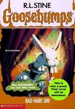 Bad Hare Day (Goosebumps, No. 41) by R. L. Stine, Good Book