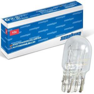 10x-w21-5w-xenohype-Classic-w3x16q-12v-vidrio-zocalo-lamparas-circulacion-diurna-de-luz-de-posicion