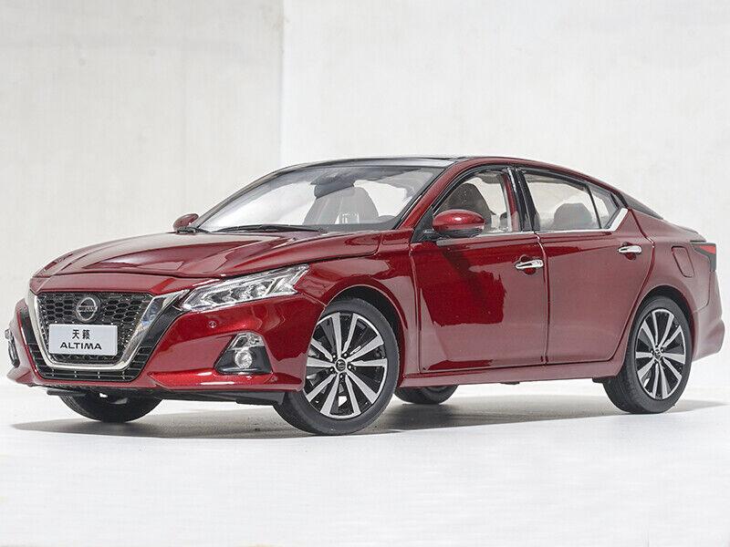 1 18 18 18 Dongfeng Nissan 2019 Altima Red Dealer Edition 320af8