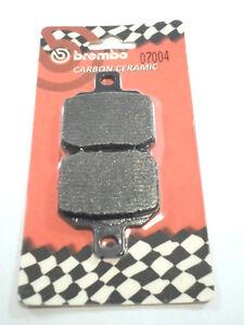 Brembo-Bremsbelag-Organisch-07004-Aprilia-Derbi-MBK-Peugeot-Piaggio-Suzuki-Yamah