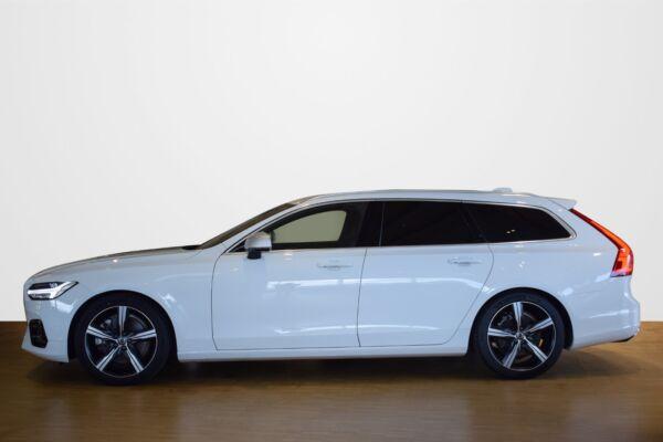 Volvo V90 2,0 T5 250 R-Design aut. - billede 1