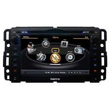 3G WIFI Auto DVD GPS Satnav Radio for GMC Sierra Chevrolet Buick Saturn A2DP BT