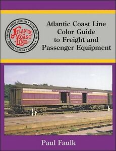 ATLANTIC-COAST-LINE-Color-Guide-to-Freight-and-Passenger-Equipment-NEW-BOOK